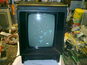 Vectrex - back in business!