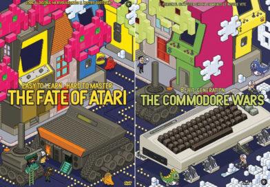 Quelli che… I Videogiochi 2017 – I documentari su Atari & Commodore