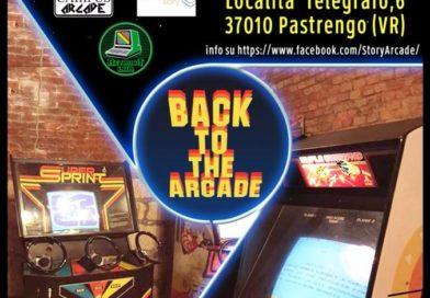 1 Maggio festeggiamo giocando! Back to the Arcade a Pastrengo.