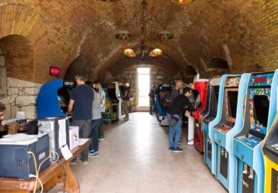 Retrocampus arcade in cerca di sede!