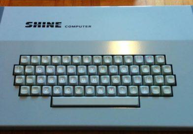 SHINE-1 (Lorenzon Elettronica – Venezia 1982) emulato in MAME.
